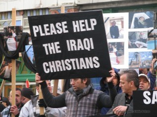 Christians-Flee-Islamic-Threats-316x237