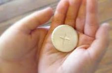 Communion in hand