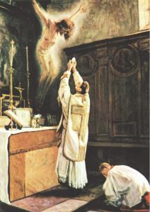 """Do you realize that Jesus is there in the tabernacle expressly for you - for you alone?"" St.Thérèse of Lisieux"