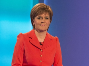 Nicola Sturgeon First Minister of Scotland