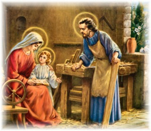 St Joseph, advocate of the dying and the sinner, pray for us who have recourse to thee.