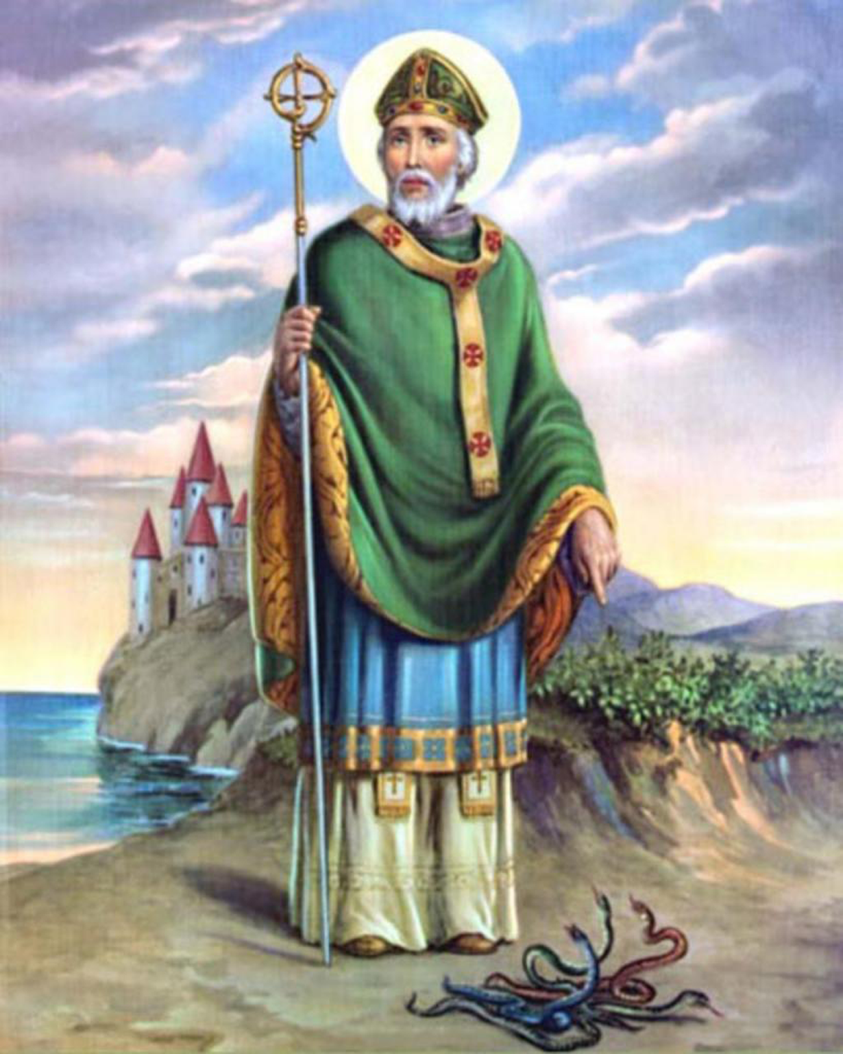 17th march feast of st patrick catholic truth