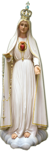 In June of 1929, Our Lady appeared to Sr. Lucia in her convent in Tuy, Spain. As promised, the Blessed Virgin requested the consecration she had mentioned 12 years earlier at Fatima. Our Lady's words were recorded in Sr. Lucia's memoirs: The moment has come in which God asks the Holy Father, in union with all the Bishops of the world, to make the consecration of Russia to My Immaculate Heart, promising to save it by this means... If My requests are heeded, Russia will be converted, and there will be peace; if not, she will spread her errors throughout the world, causing wars and persecutions of the Church. The good will be martyred, the Holy Father will have much to suffer, various nations will be annihilated. In the end, My Immaculate Heart will triumph. The Holy Father will consecrate Russia to Me, and she will be converted, and a period of peace will be granted to the world.
