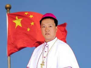 Communist appointed bishop in 2010